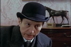 Inspector Lestrade will solve this Adair case--he has several ideas already.